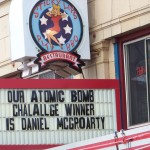 Daniel McGroarty is our Atomic Bomb winner