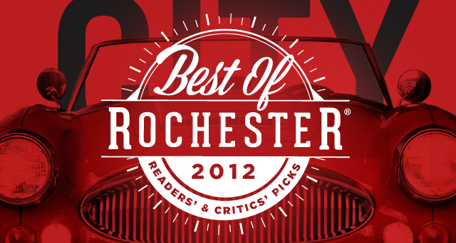 Sticky Lips voted Best of Rochester